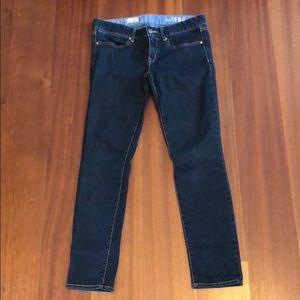 GAP Always Skinny 1969 Classic Jeans EUC